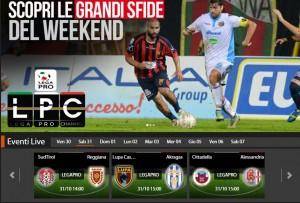 Cittadella-Alessandria: streaming diretta Sportube su Blitz, ecco come vederla