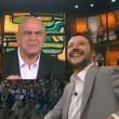"""YOUTUBE Crozza a Salvini: """"Non paghi canone? Se vivi in tv.."""""""