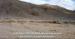 Death Valley, il celebre deserto è allagato
