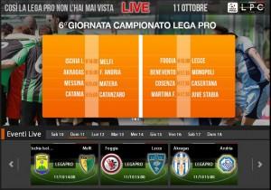 Foggia-Lecce: streaming diretta live Sportube tv su Blitz, ecco come vederla