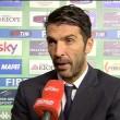 """Buffon furioso con i compagni: """"Una figura di..."""""""