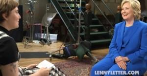 VIDEO YOUTUBE Hillary Clinton gaffe su pene Lenny Kravitz