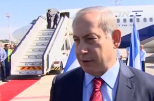 "Netanyahu ritratta: ""Hitler responsabile soluzione finale"""