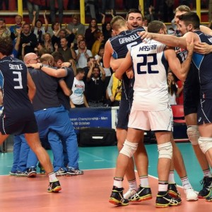 YOUTUBE Italia-Russia 3-0: highlights Euro Volley 2015