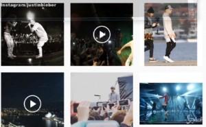 Justin Bieber in skate e tra la folla: ecco il suo lato  più umano