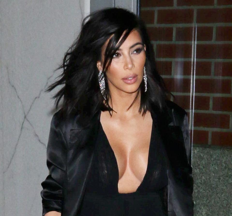 Kim Kardashian (foto Lapresse)