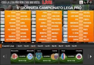 Lecce-Catania: diretta live streaming Sportube su Blitz, ecco come vederla