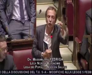 "Gianluca Pini (Lega): ""Laura Boldrini non sa un c... capra"""