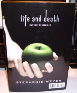 Life and Death: Twilight Reimagined. Il nuovo libro di Meyer