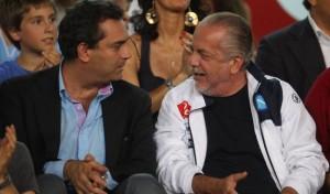 Napoli sindaco e consiglieri: stadio gratis a noi e parenti