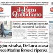 """Marco Travaglio sul Fatto Quotidiano: """"Provaci ancora, Cick"""""""