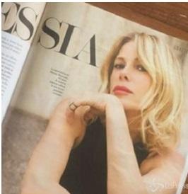 """Alessia Marcuzzi in libreria con """"La Pinella a colori"""""""