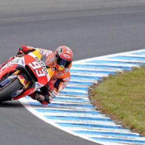 MotoGp Australia: Marc Marquez vince, Lorenzo 2°, Rossi 4°