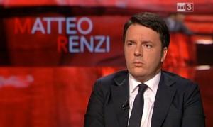 Renzi a Che tempo che fa: Fabio Fazio non fa domande...VIDEO