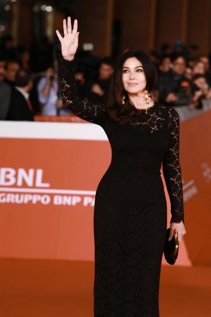 Monica bellucci in twin peaks cast completo nuova serie - Diva nails roma ...