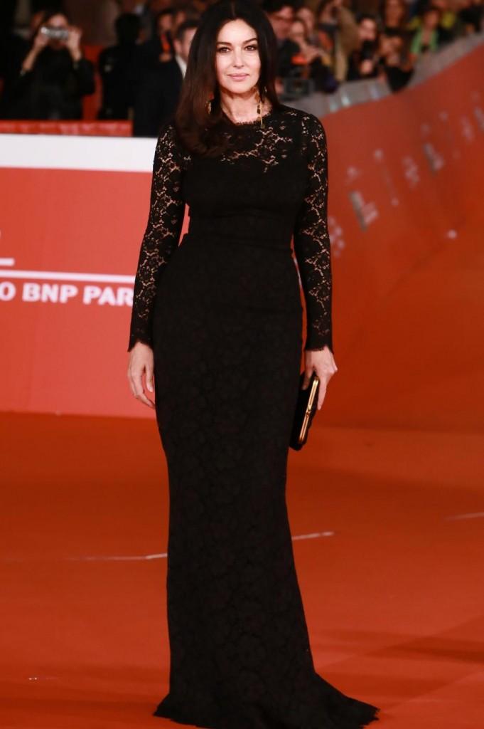 Monica Bellucci a Roma Film Fest: bellezza senza tempo 23