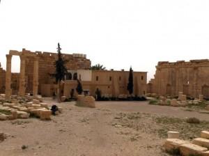 Palmira, altro orrore Isis: ostaggi fatti esplodere su colonne