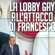 """""""Lobby gay attacca Papa"""", Bruno Vespa """"Vergognati"""" sui social"""