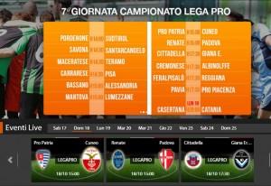 Renate-Padova: streaming diretta live Sportube su Blitz, ecco come vederla