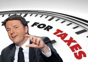 """Renzi  tasse: """"Show a Cortina fa pensare a Stato di Polizia"""""""