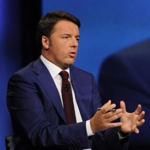 """Renzi: """"Canone Rai a 100 euro ma si pagherà in bolletta"""""""