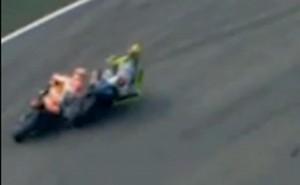VIDEO Marc Marquez: 10 provocazioni a Valentino Rossi