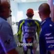 """Valentino Rossi-Marquez, """"Gran gara, eh"""", """"Bel calcio...""""3"""
