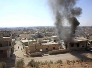 "Siria. Putin bombarda nemici Assad. Usa: ""Target non è Isis"""