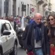 Daniela Santanchè e Alessandro Sallusti,