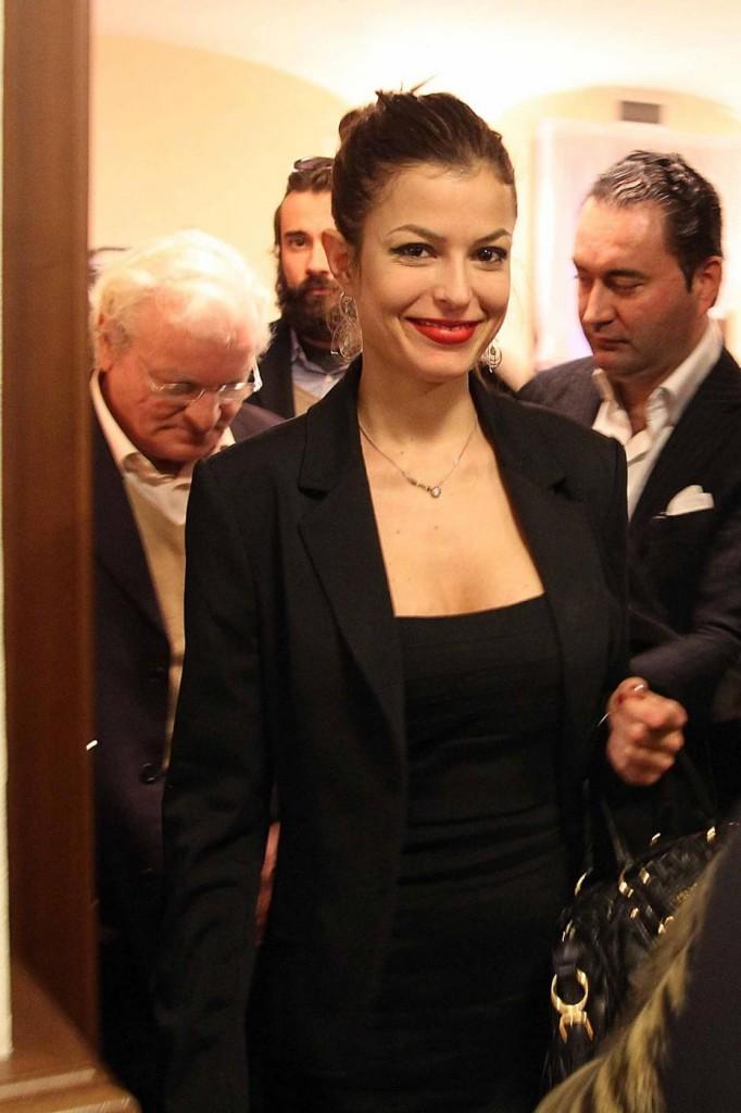 Sara Tommasi (foto Lapresse)