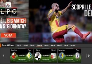 Siena-Rimini: diretta live streaming Sportube su Blitz