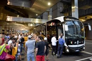 Juventus-Torino, esplosi petardi fuori albergo bianconero