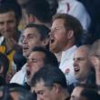Rugby, Australia elimina Inghilterra: principe Harry disperato 03