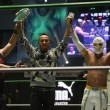 Lewis Hamilton wrestler: dalla F1 al ring in Messico VIDEO