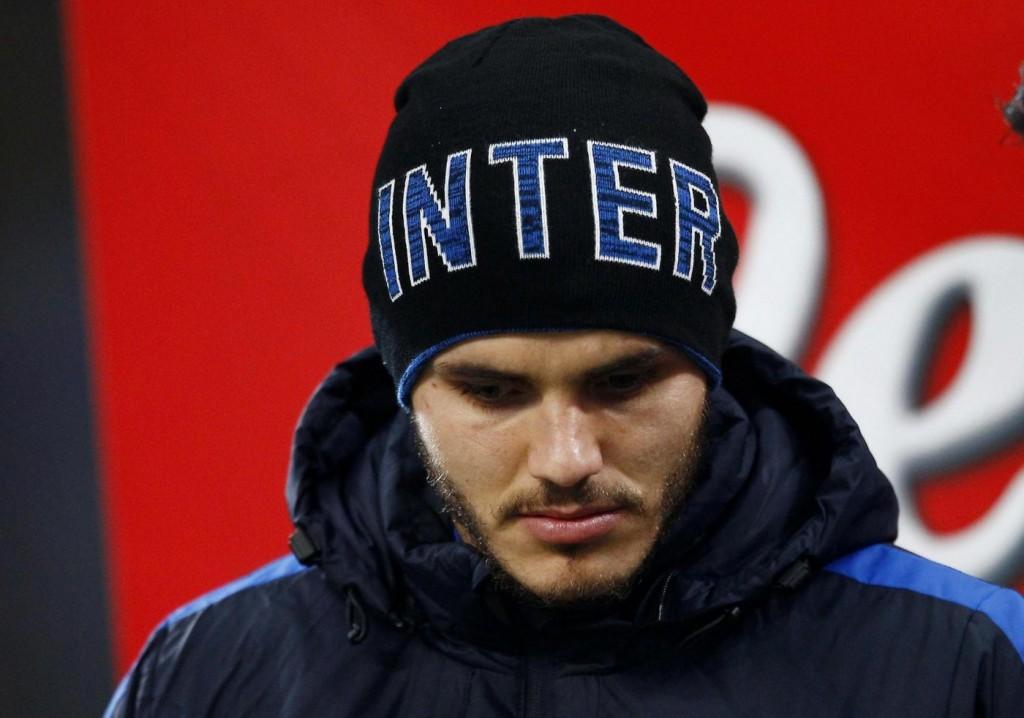 Inter, gelo Mauro Icardi: panchina da separato in casa