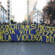 ©Andrea D'Errico LaPresse 07-11-2009 Manifestazione per la morte di Stefano Cucchi Nella foto: manifestanti