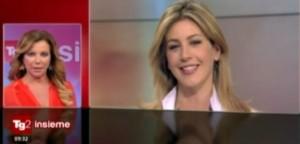 Maria Grazia Capulli, il saluto del Tg2 alla giornalista