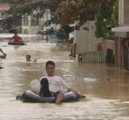 Filippine, tifone Koppu: 4 morti, 200mila persone colpite