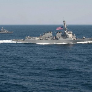 Usa-Cina, guerra nel Mar Cinese? Navi americane già lì