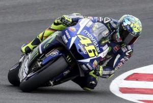 Valentino Rossi (foto Ansa)
