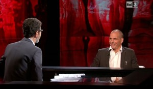 Caso Varoufakis, Rai vieta compenso a politici ospiti