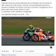 Vasco Rossi sta con Valentino Rossi: Marquez vergogna