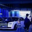 FOTO Wanda Nara in Rolls Royce a San Siro per Inter-Juve