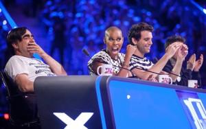 X Factor 9, le scelte di Mika e Skin: pianti per Ilenia