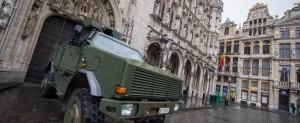 """Bruxelles blindata, vertice sicurezza: """"Cerchiamo 6 uomini"""""""