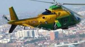 Amianto su elicotteri Finanza: piloti ammalati. Indaga Procura