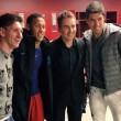 Barcellona: Jorge Lorenzo festeggia con Messi-Neymar-Suarez