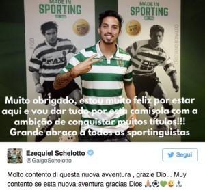Calciomercato, Schelotto allo Sporting Lisbona: la clausola