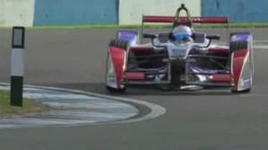 Roborace, in Formula E gare con auto elettriche senza pilota