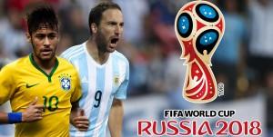 Argentina-Brasile, streaming - diretta tv: dove vedere